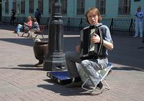 Арбатским музыкантам предложили получать лицензию на уличные выступления