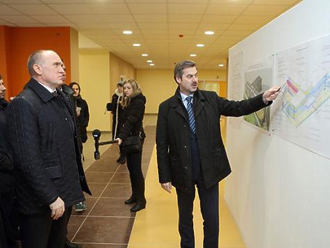 Создание перинатального центра в Челябинске выходит на завершающую стадию