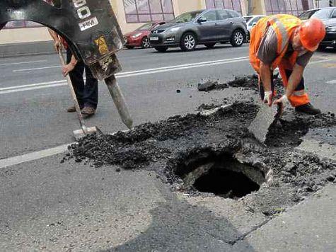 Дорожный износ. Принято решение о финансировании проектов по ремонту автодорог