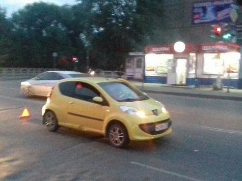 8-летнего ребенка сбила женщина на Peugeot (Пежо)