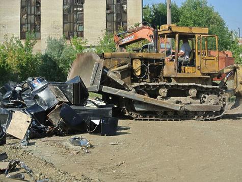 Сегодня вЧелябинске уничтожили игровое оборудование
