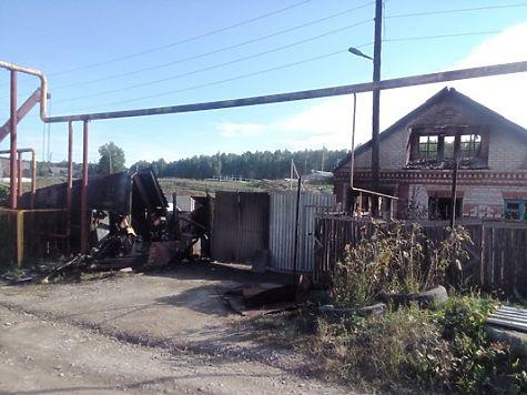 10-летний парень спалил дом, оставив многодетную семью без крыши над головой