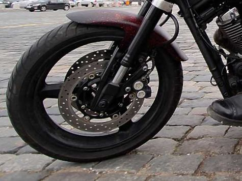 Под Копейском вДТП умер мотоциклист