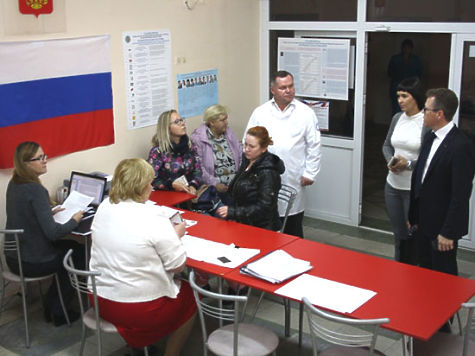 Оперативная сводка отU24.Ru: явка навыборы в Государственную думу вМиассе
