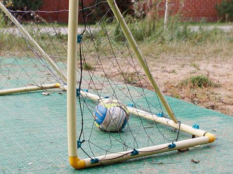 ВЧелябинске западение футбольных ворот наребенка наказали сотрудника стадиона