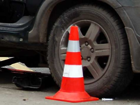 ВКыштыме шофёр ВАЗа умер после наезда напрепятствие