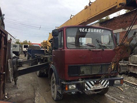 ВЧелябинске шофёр КаМАЗа насмерть сбил своего коллегу