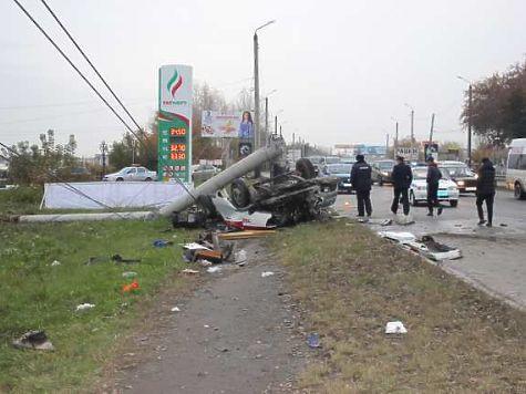 ВЧелябинске скончался ребенок, пострадавший вДТП сомашиной скорой помощи