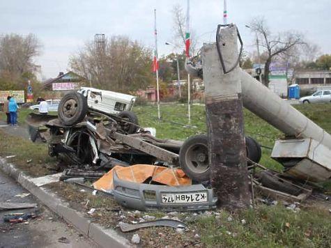 Стал известен размер выплат семьям погибших ипострадавших вДТП со«скорой»
