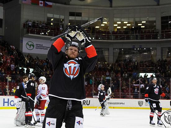 «Трактор» победил «Сибирь» впринципиальном матче
