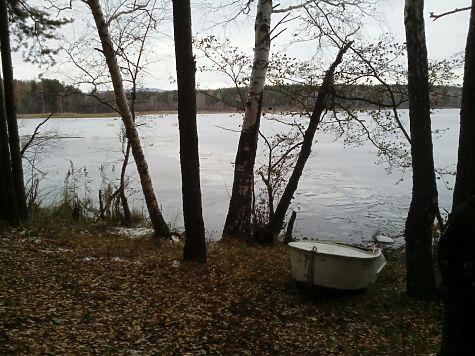 ВЧелябинской области под лед провалились двое рыбаков