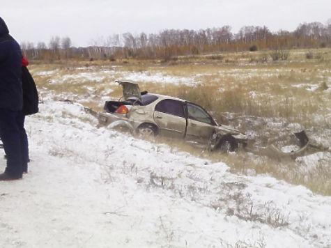 Джип насмерть сбил 2-х мужчин, куривших наобочине дороги усвоего автомобиля