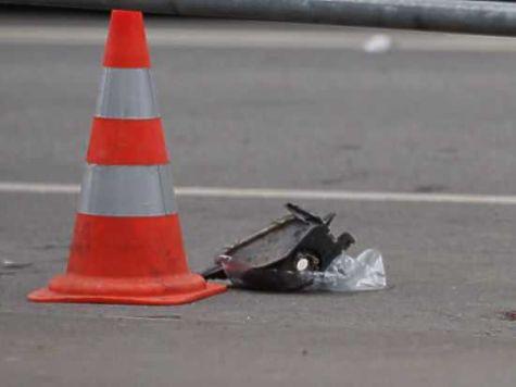 ВЧелябинске напешеходном переходе молодая женщина угодила под машину