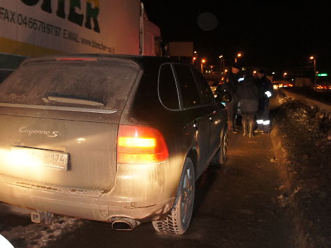 Шофёр иномарки сбил 2-х школьников на«зебре» вЧелябинске
