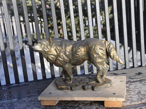 НаКировке появится монумент челябинскому Хатико