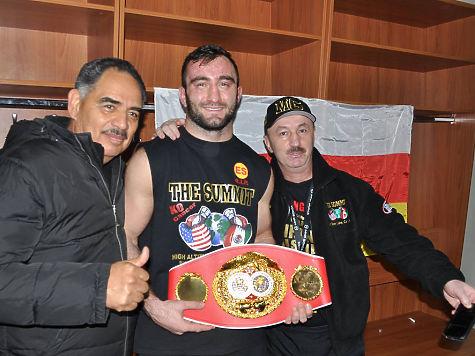 Мурат Гассиев: «Вырос набоях Дениса Лебедева, он настоящий чемпион»
