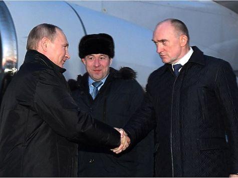 Борис Дубровский подвел результат визита Президента наЮжный Урал