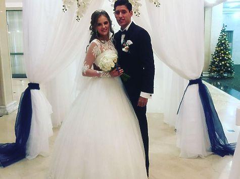 «Самый лучший день»: тхэквондистка Анастасия Барышникова вышла замуж