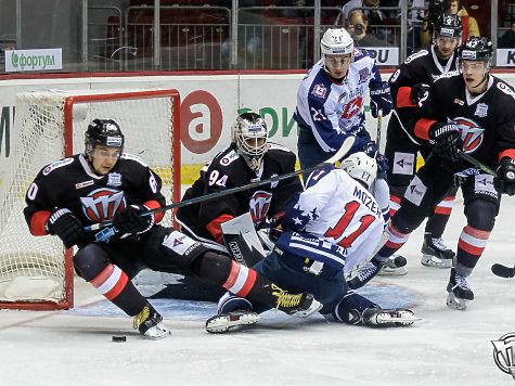 «Торпедо» вЧелябинске выиграло пятый матч подряд вКХЛ