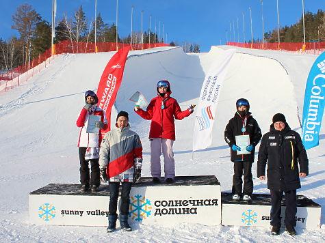 Южноуральская спортсменка одержала победу наКубке Российской Федерации пофристайлу
