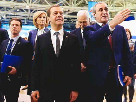 Владимир Бурматов вошел впрезидиум генсовета «Единой России»