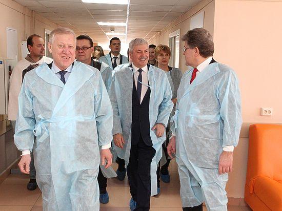 В Челябинске отремонтировали ожоговый центр