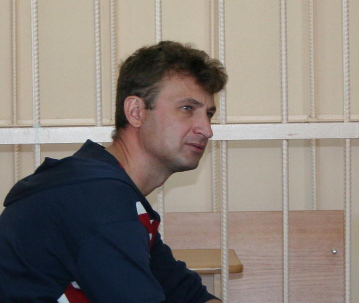 Алексея Табалова арестовали на10 суток