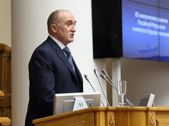 Борис Дубровский принял участие в VIII Невском международном экологическом конгрессе