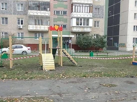 Демонтированные в Челябинске детские площадки вернутся в сентябре