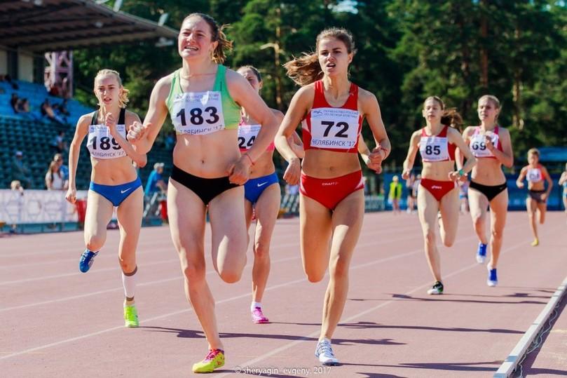 Легкоатлеты Кубани установили рекорд наПервенстве РФ