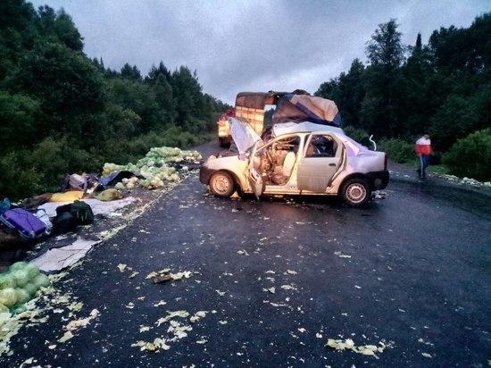 «Ехали загорать на юг»: семья из Магнитогорска погибла в жуткой аварии