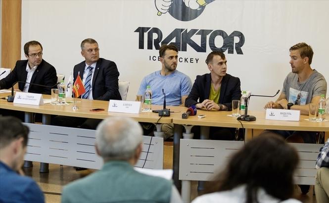 «Трактор» разгромил «Сочи» насборах вФинляндии