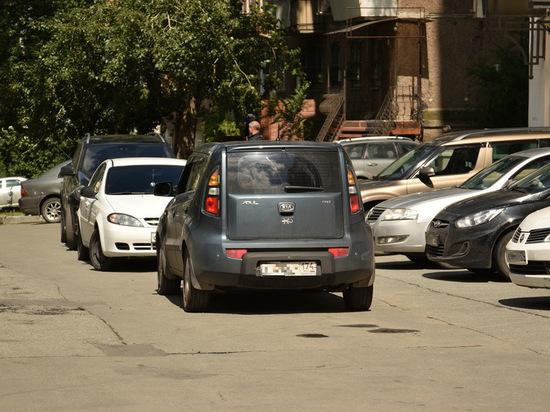 Платные парковки разгрузят центр Челябинска