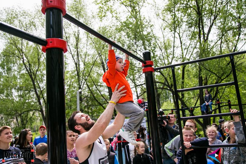 ВЧелябинске начнутся отборочные туры начемпионат поворкауту