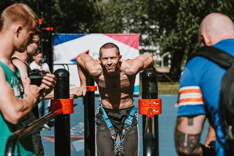 ВЧелябинске РМК завершила отборочные состязания народного чемпионата поворкауту
