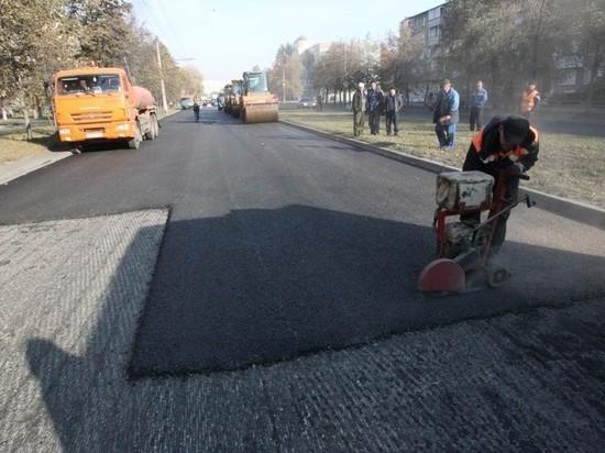 В Челябинске завершается дорожный ремонт