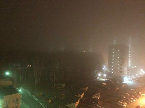 «Смог или туман?»: горожане спорят о наличии опасности в атмосфере Челябинска