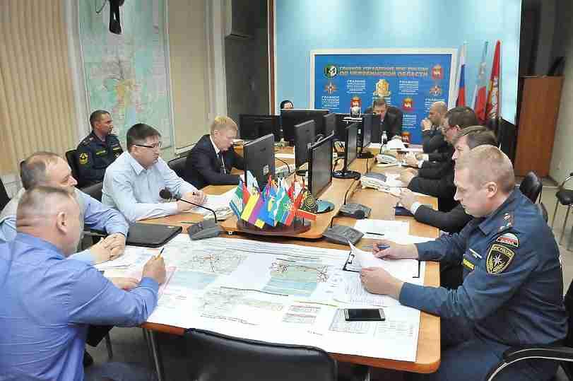 Энергетики «Челябэнерго» участвовали вучениях регионального штаба поэнергобезопасности