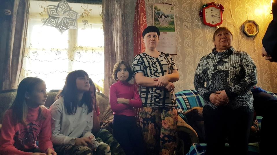 Многодетная семья изКопейска получит квартиру