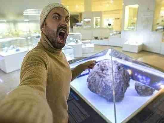 Челябинский метеорит ровесник Солнца ионпрожил очень «насыщенную» жизнь