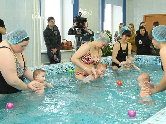 Бассейн для малышей зао