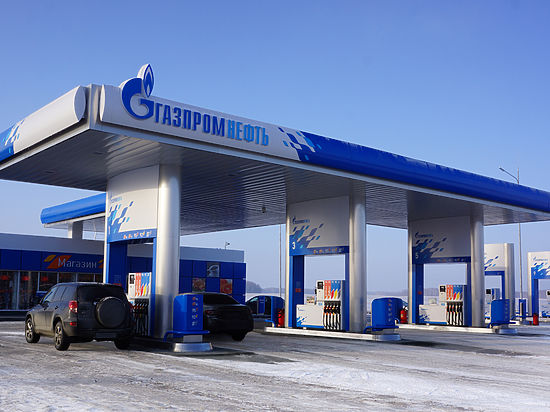 Две новых АЗС «Газпромнефть»