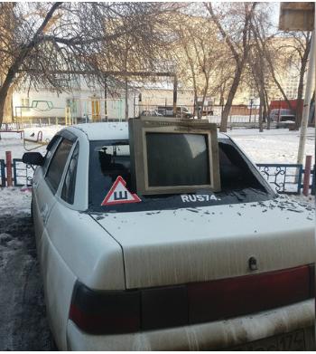 Секс в машине челябинск