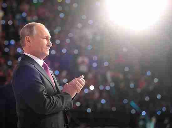 Губернатор поддержал выдвижение Путина нановый президентский срок