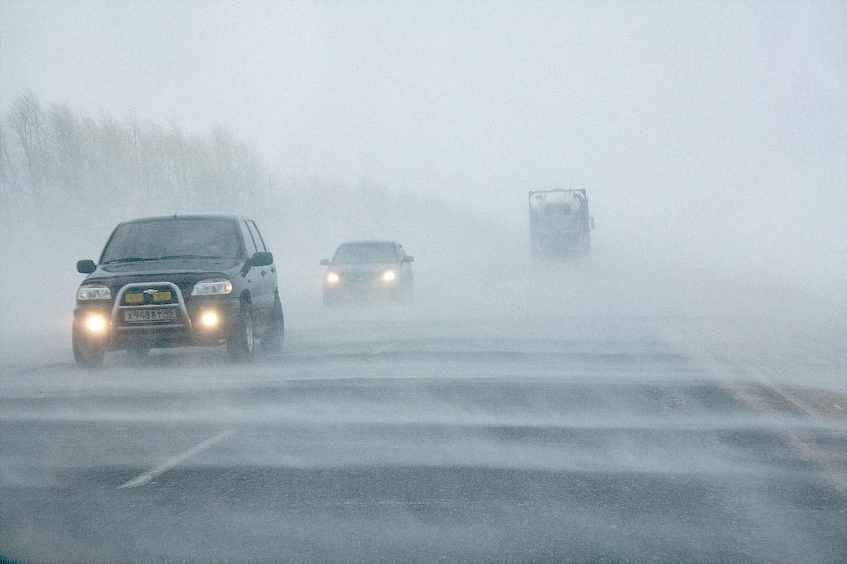 Южноуральских автомобилистов предупреждают обопасности нафедеральных трассах