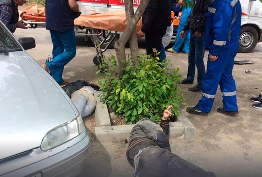 Парень сдевушкой разбились намотоцикле вМиассе