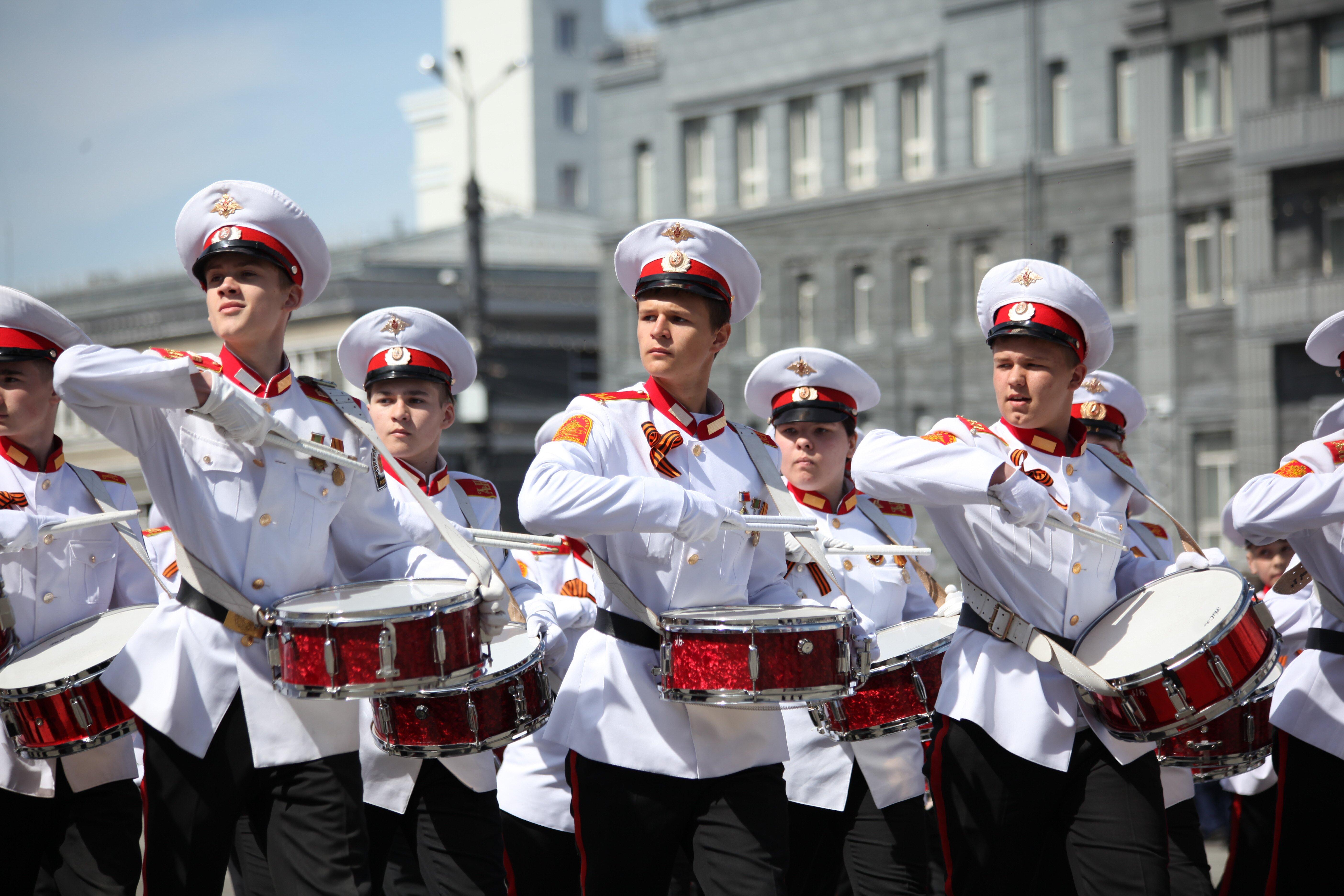 Парад Победы (10.05.2017)