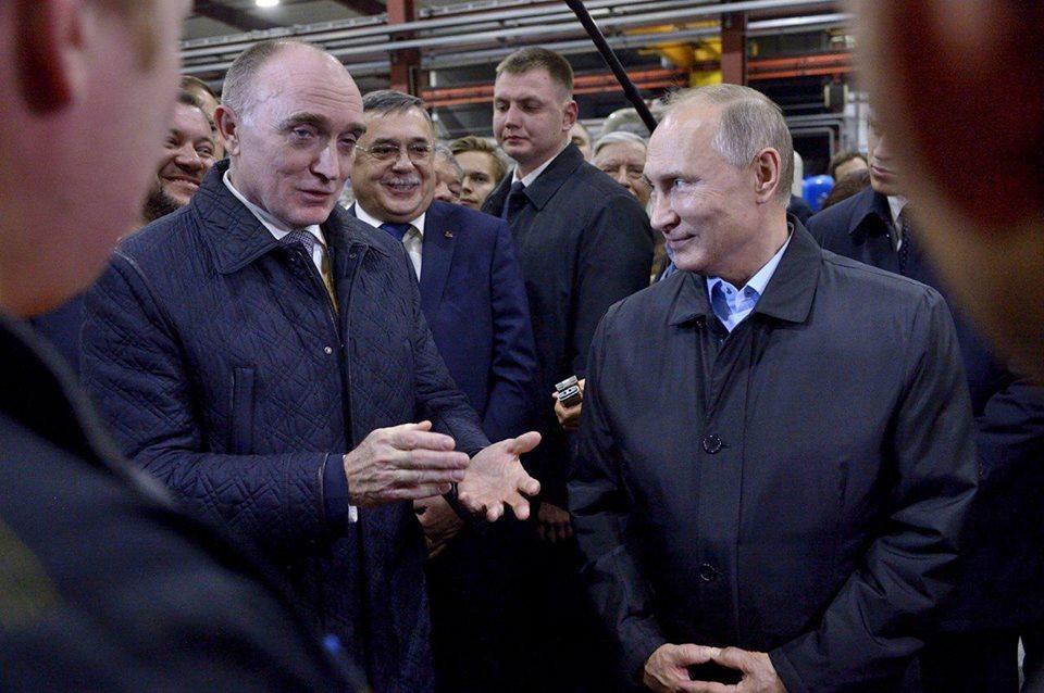 «Форум прошел насамом высоком уровне»— Борис Дубровский