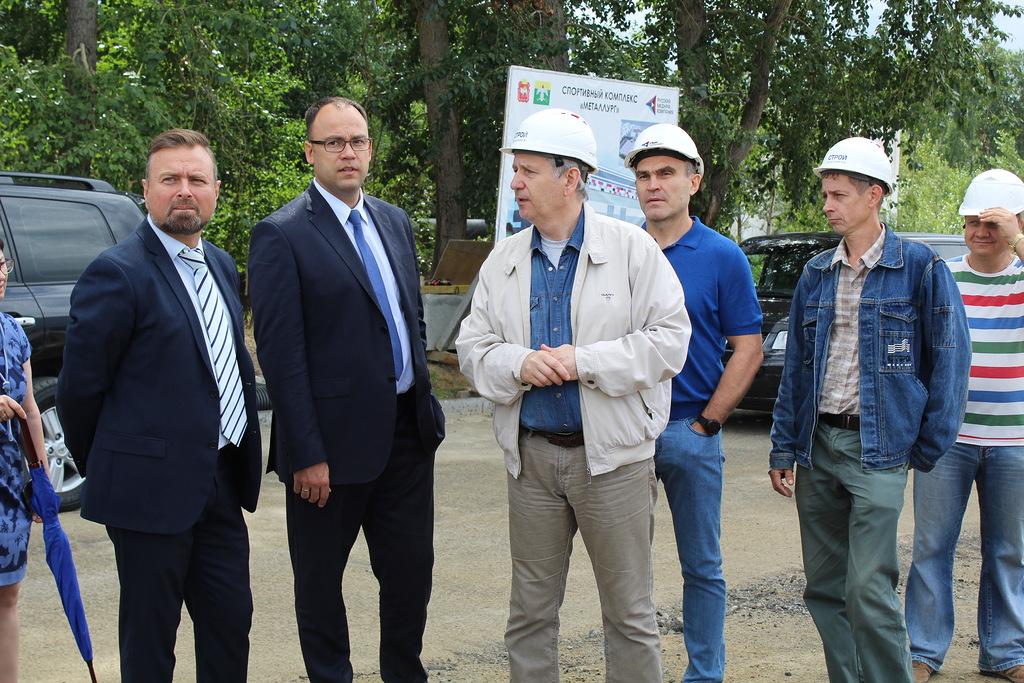 РМК потребованию  родителей приступила кремонту детсада вКоркино