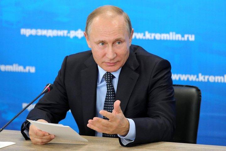 Едет! Когда В.Путина ожидают вЧелябинске?